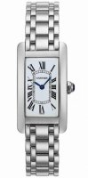 Cartier Tank Americaine Femme Replique Montre W26019L1