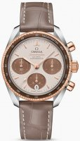Omega Speedmaster Co-Axial Chronographe 38 mm 324.23.38.50.02.002
