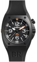 Bell & Ross Marine Automatique Homme BR 02-92 Carbon