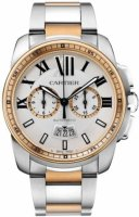 Calibre De Cartier Chronographe Homme Replique Montre W7100042