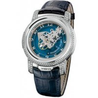 Ulysse Nardin Freak 28'800 V/h Blue Phantom 020-81