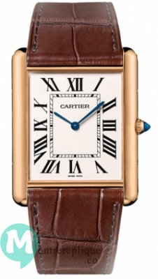 Cartier Tank Louis Cartier Homme Replique Montre W1560017