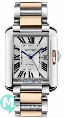 Cartier Tank Anglaise grand Homme Replique Montre W5310006