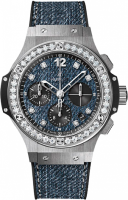 Hublot Big Bang 44mm Jeans Steel Diamonds 341.SX.2770.NR.1204.JEANS16