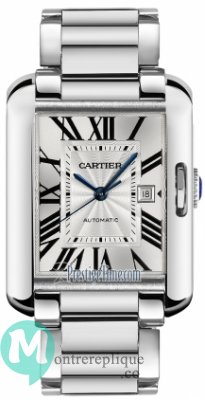 Cartier Tank Anglaise grand Homme Replique Montre W5310025