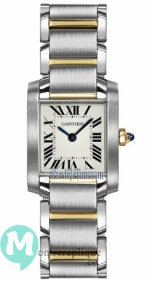 Cartier Tank Francaise Small Femmes W51007Q4