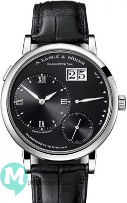 A.Lange & Sohne Grand Lange 1 or blanc 40.9mm 117.028
