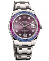 Rolex Oyster Perpetual Datejust Pearlmaster 39 86349SAFUBL