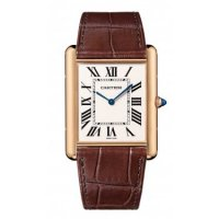 Cartier Tank Louis Cartier Extra-Flat Or rose W1560017