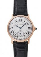 Rotonde de Cartier Large Date Or rose W1552751