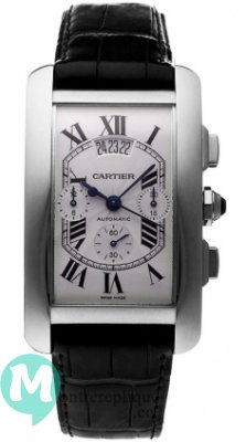 Cartier Tank Americaine Homme Replique Montre W2610651