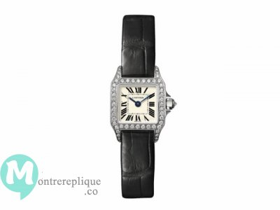 Cartier Santos Demoiselle - Mini mesdames Replique Montre WF902005