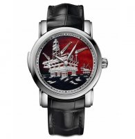 Ulysse Nardin Classic North Sea Minute Repeater 739-61/E2-OIL
