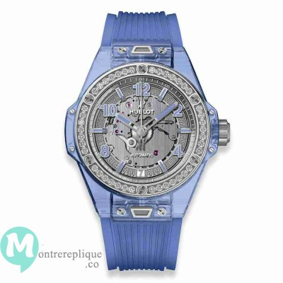 Replique Montre Hublot Big Bang UN Saphir 39mm 465.JL.4802.RT.1204