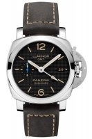 Replique Montre Panerai Luminor 1950 3 Jours GMT Acciaio 42mm PAM01535