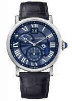 Rotonde de Cartier CRW1556241 Second Time Day Zone/Nuit Blue Heaven