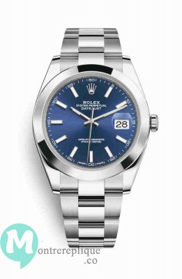 Replique Montre Rolex Datejust 41 126300 cadran