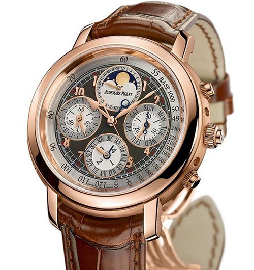 Audemars Piguet Jules Audemars Grande Complication Homme 25866OR.OO.D088CR.02