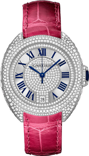 Cle de Cartier Replique Montre WJCL0018