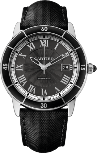 Ronde Cruise de Cartier Replique Montre