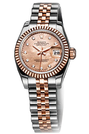Rolex Oyster Perpetual Dame Datejust 179171-63131