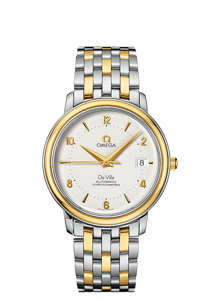 Omega De Ville Co-Axial Preige or jaune 4312.21.00