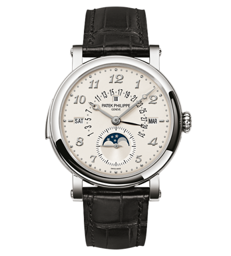 Patek Philippe Grand Complication 5213G-001 Minute Repeater Calendrier perpetuel