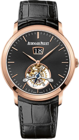 Audemars Piguet Jules Audemars Tourbillon Grande Date 26559OR.OO.D002CR.01